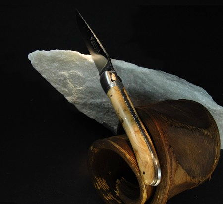 Original laguiole - Taschenmesser Laguiole Fontenille Pataud, Wacholderholz