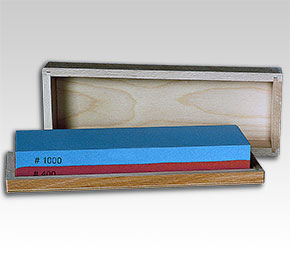 Original laguiole - Abziehsteine japanischer Art, Körnung 400 + 1000