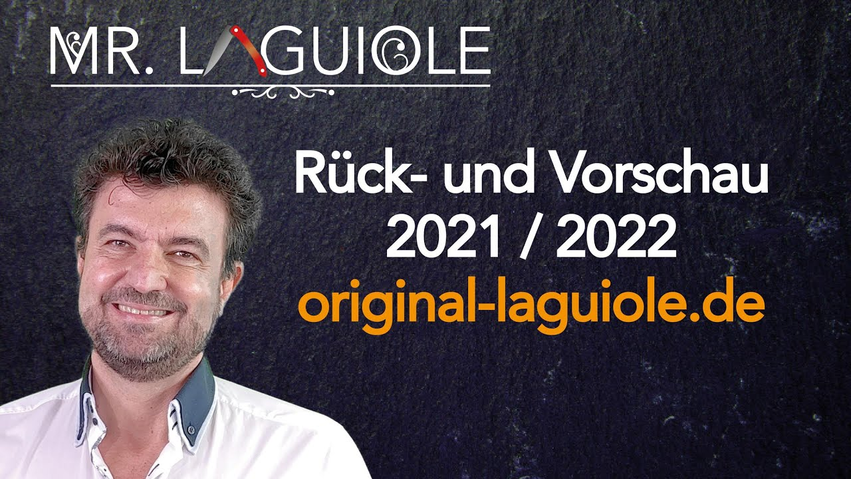 Original laguiole - Aktuelles VIDEO: Laguiole en Aubrac Taschenmesser Edition Belle von Pierre Martin