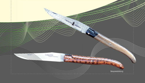 Original laguiole - Gutschein im Wert von 125 €, Design: Taschenmesser