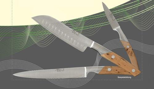 Original laguiole - Gutschein im Wert von 125 €, Design: Küchenmesser
