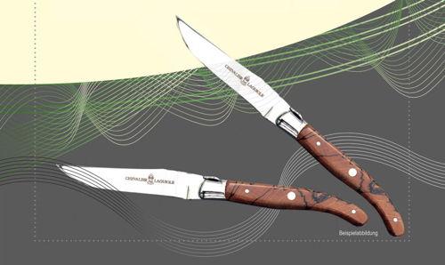 Original laguiole - Gutschein im Wert von 75 €, Design: Steakmesser