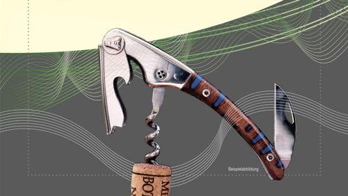 Original laguiole - Gutschein im Wert von 75 €, Design: Sommelier