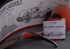 Original laguiole - Laguiole en Aubrac, Sonderedition, Porsche, Büffel