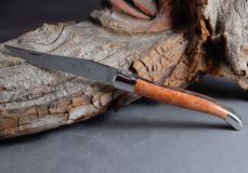Original laguiole - Taschenmesser Laguiole Vent d Aubrac, Emotion, Brillant, Bruyere