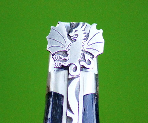 Laguiole Edition Dragon - Taschenmesser made in France